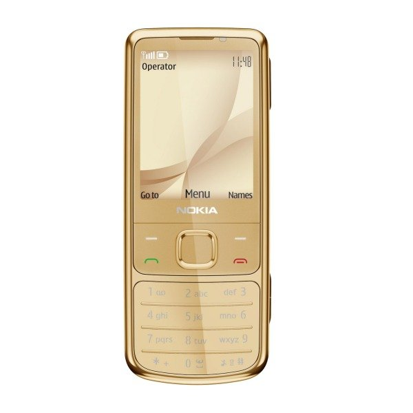 Sell Nokia 6700 Classic Gold