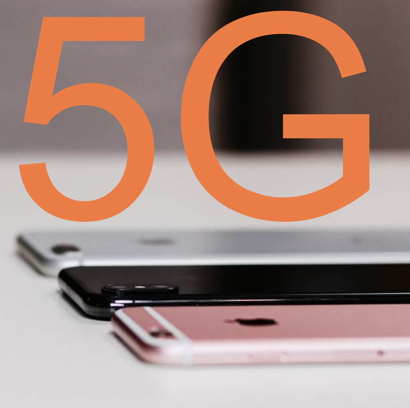 The impacts of 5G on older mobile phones