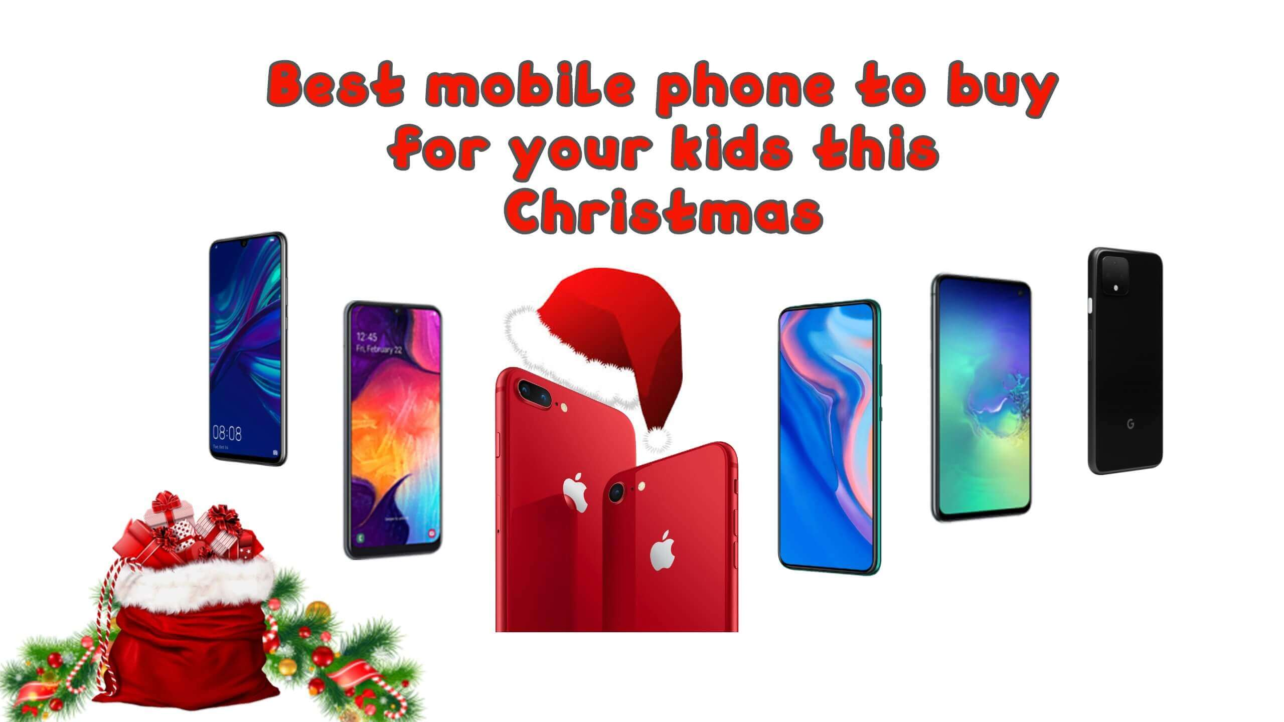 best phones to buy for kids