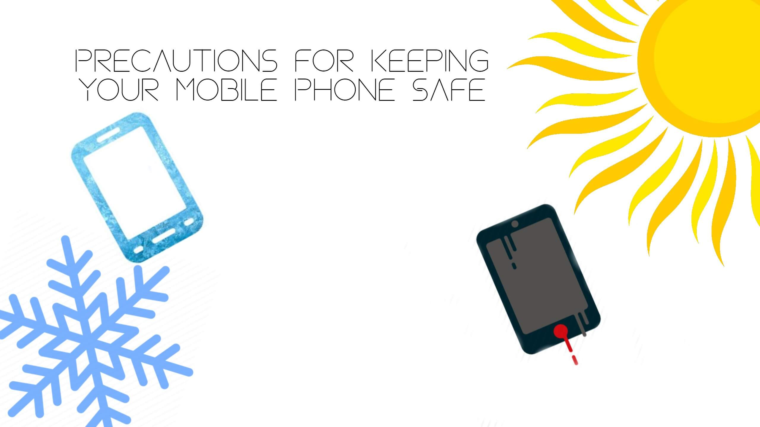 Precautions for Keeping Your Mobile Phone Safe This Cold Season