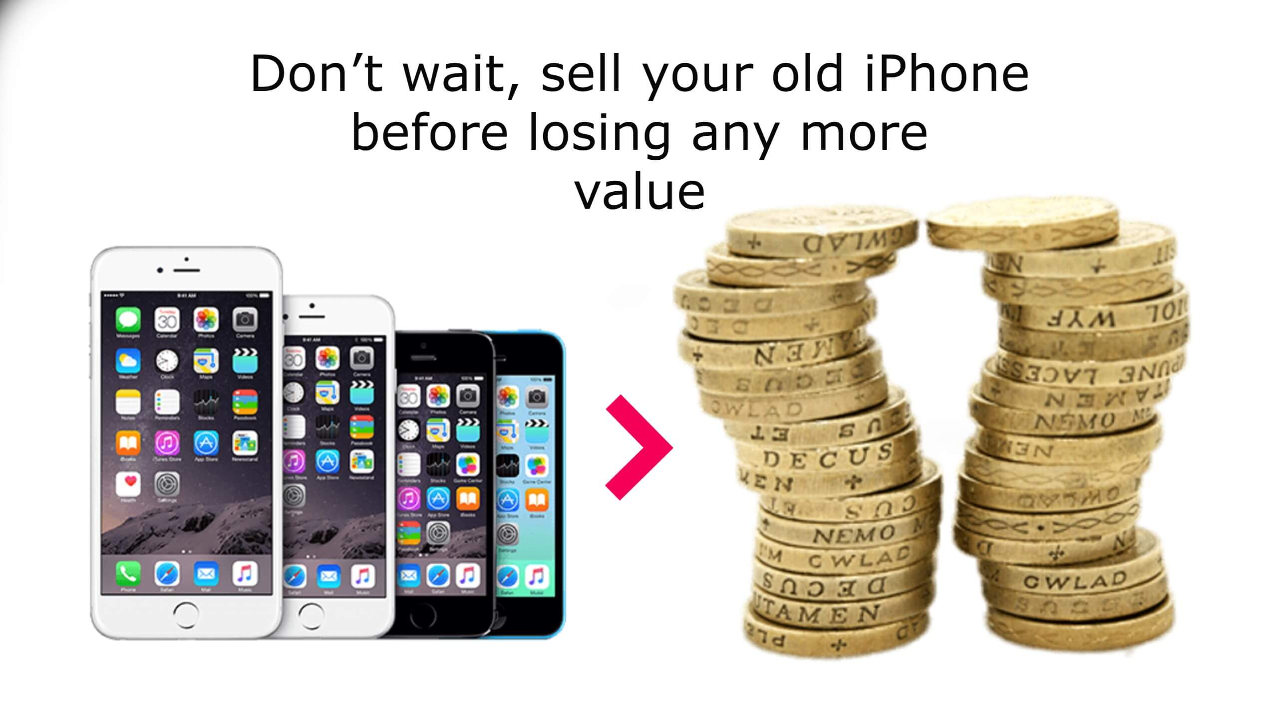 Don't wait, sell your old iPhone before losing any more value