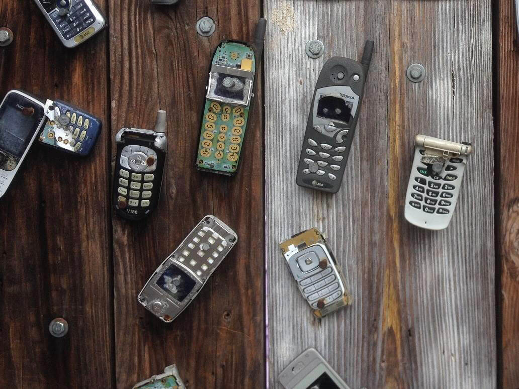 selling vintage phone