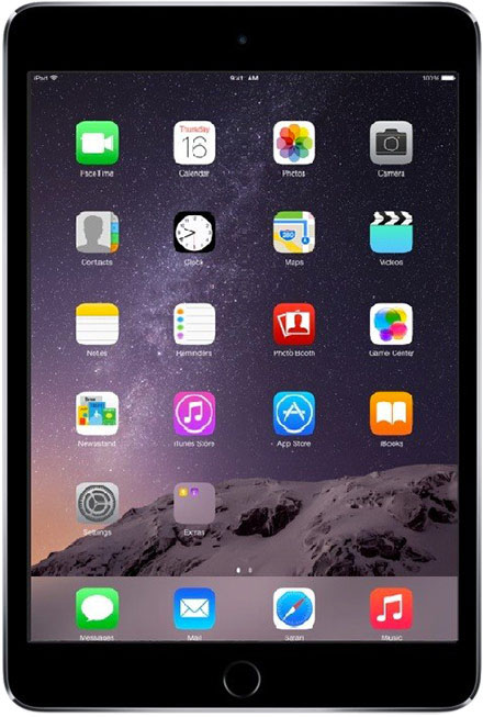 Sell iPad Mini 3 WiFi